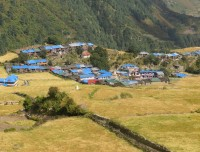 Amazing Lho Village View