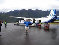 Exciting Lukla Airport
