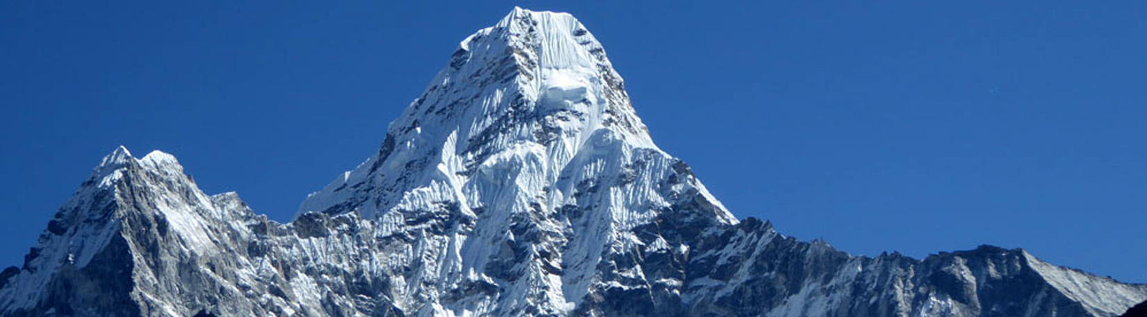The most beautiful Mountain Amadablam