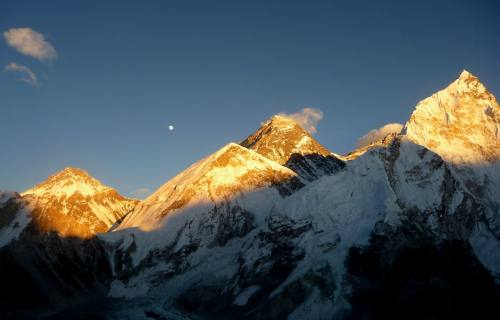 Everest 3 Passes Trekking
