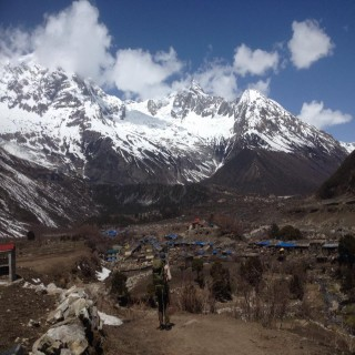 Magnificent Manaslu